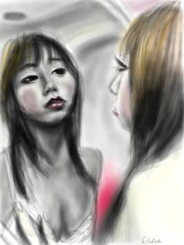 Girl No.76 by Yoshiyuki Uchida