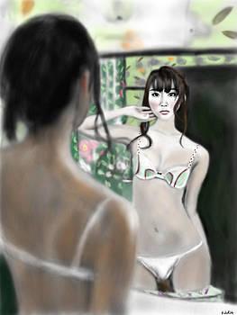 Girl No.88 by Yoshiyuki Uchida