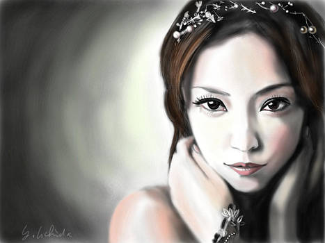 Girl No.91 by Yoshiyuki Uchida