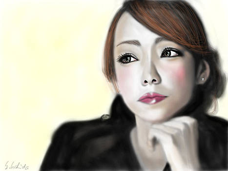Girl No.96 by Yoshiyuki Uchida