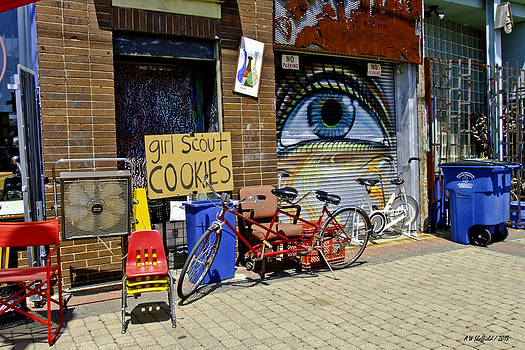 Allen Sheffield - Girl Scout Cookies