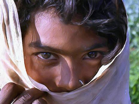 Girl by Shreeharsha Kulkarni