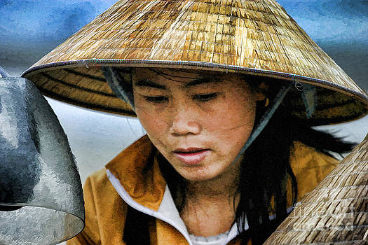 Chuck Kuhn - Girl Vietnamese II