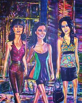 Girlfriends by Linda Vaughon