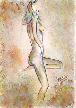 Donna Blackhall - Girlish Mood