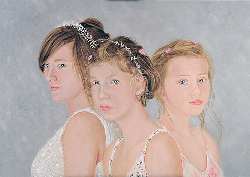 Girls by Lin Custodis