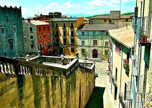 HweeYen Ong - Girona Steps