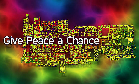 Ray Van Gundy - Give Peace a Chance