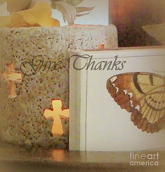 Diana Besser - Giving Thanks