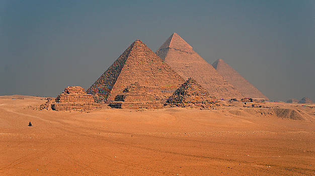 Giza by Kees Colijn
