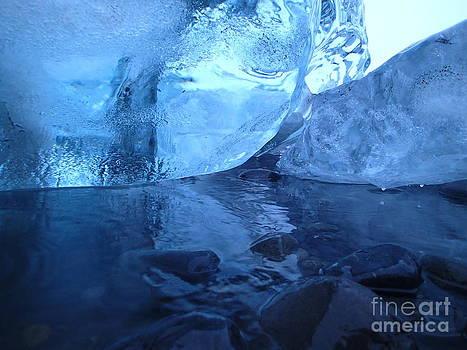 Glacial Ice by AC Hamilton