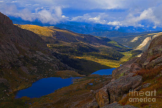 Glacial Valley by Barbara Schultheis