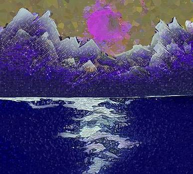Glacier Bay by Mimo Krouzian