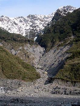 Rachael Shaw - Glacier Gully