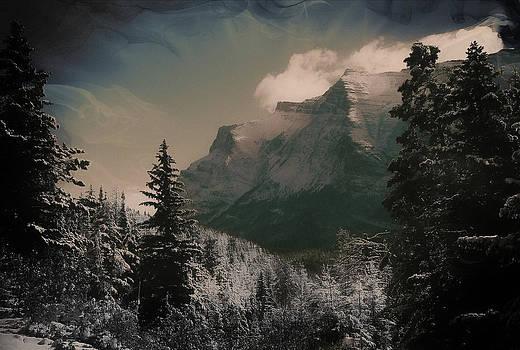 Glacier Mystery by Jens Larsen