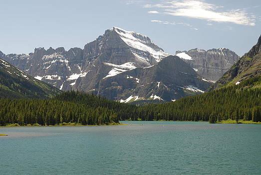 Glacier National Park by Larry Moloney
