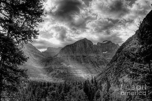 Glacier Park 0711 by Hurley Dean