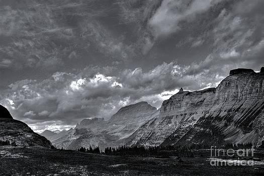 Glacier Park 0781 by Hurley Dean