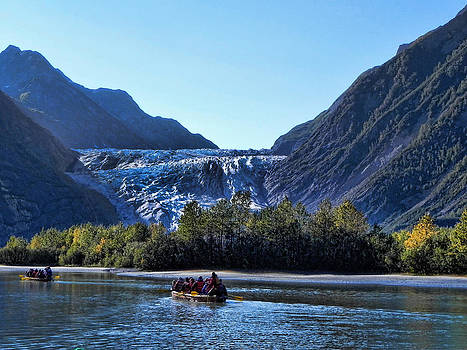 Glacier Point by Kathy Churchman
