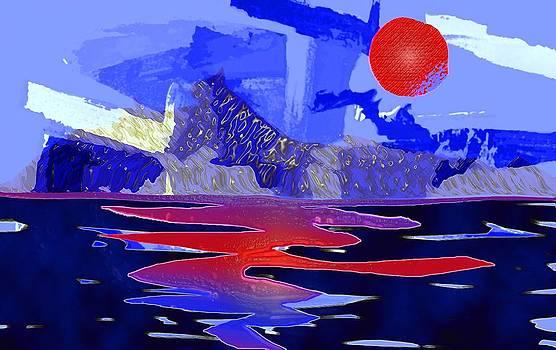 Glacier4 by Mimo Krouzian