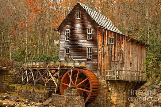 Adam Jewell - Glade Creek Water Wheel