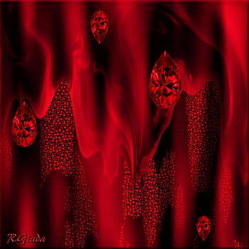 Giada Rossi - Glam and sensuality