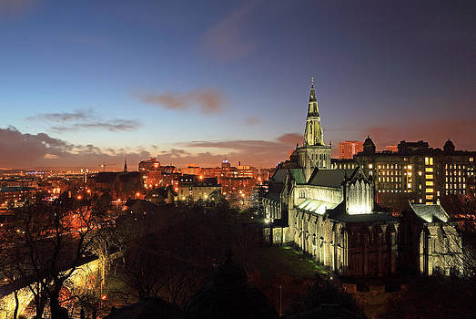 Glasgow Cathedral by Grant Glendinning