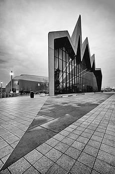 Glasgow Riverside museum by Grant Glendinning