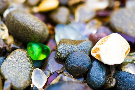 Priya Ghose - Glass Beach Treasures