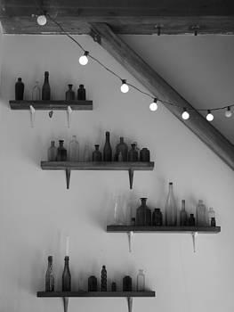 Glass Bottles by Kelli Uysaloglu