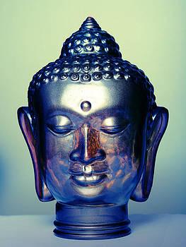 Stuart Brown - Glass Buddha # 6