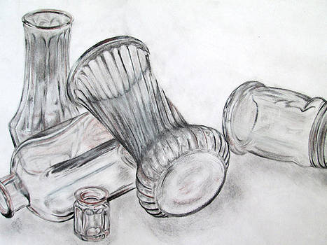 Glass by Caitlin Mitchell