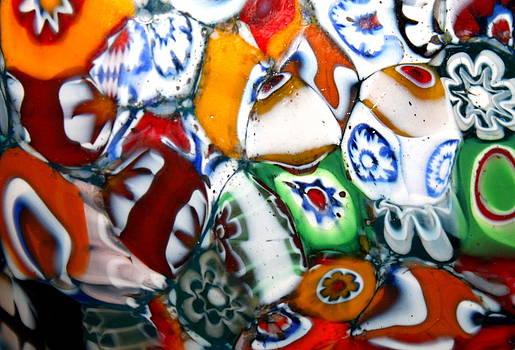 Glass Flowers 2 by Kay Mathews