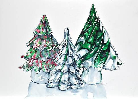 Glass Forest by Jane Loveall