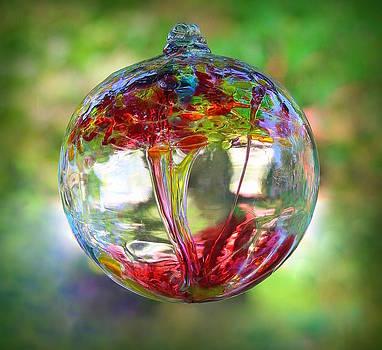 Rosanne Jordan - Glass Swirls