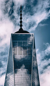 Glass Tower by James Canning