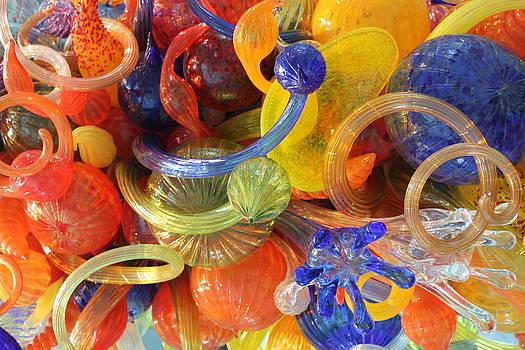 Glasstastic by Mickey Hatt
