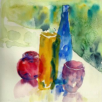 Glasswear by Toshiko Tanimoto
