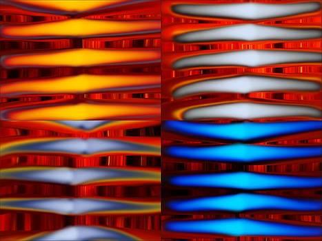 Glassworks Number 2 by Jan Edward Vogels