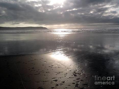 Glassy Sand by Phil Paynter