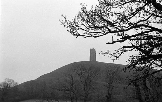 Alasdair Shaw - Glastonbury Tor and Tree
