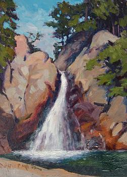 Glen Ellis Falls by Dianne Panarelli Miller