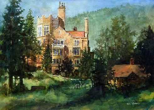 Glen Eyrie Sunrise by Dan Nelson