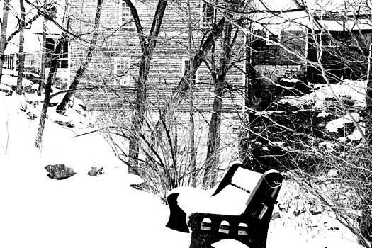 Glen Falls by Stephanie Leidolph