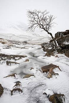Glencoe Winter by Bob Falconer