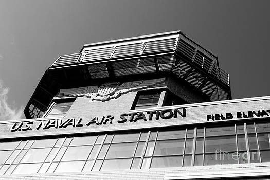 Glenview Naval Air Station Tower by Jason Feldman
