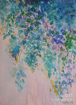 Glicine Harmony by Kathleen Pio