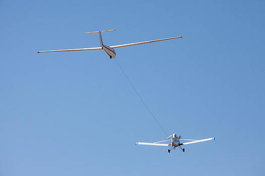 JOHN FERRANTE - Glider Tow