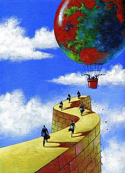 Global Business by Kazu Nitta