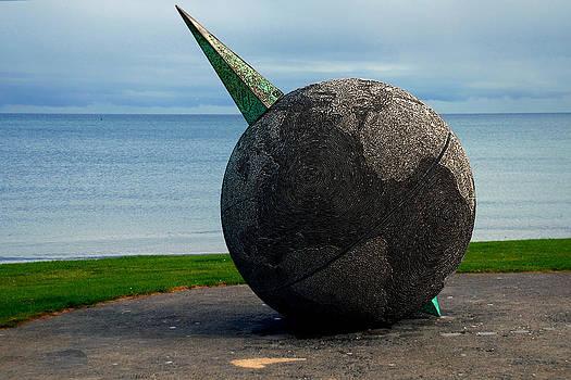 Globe at Portmarnock by Frank Gaffney